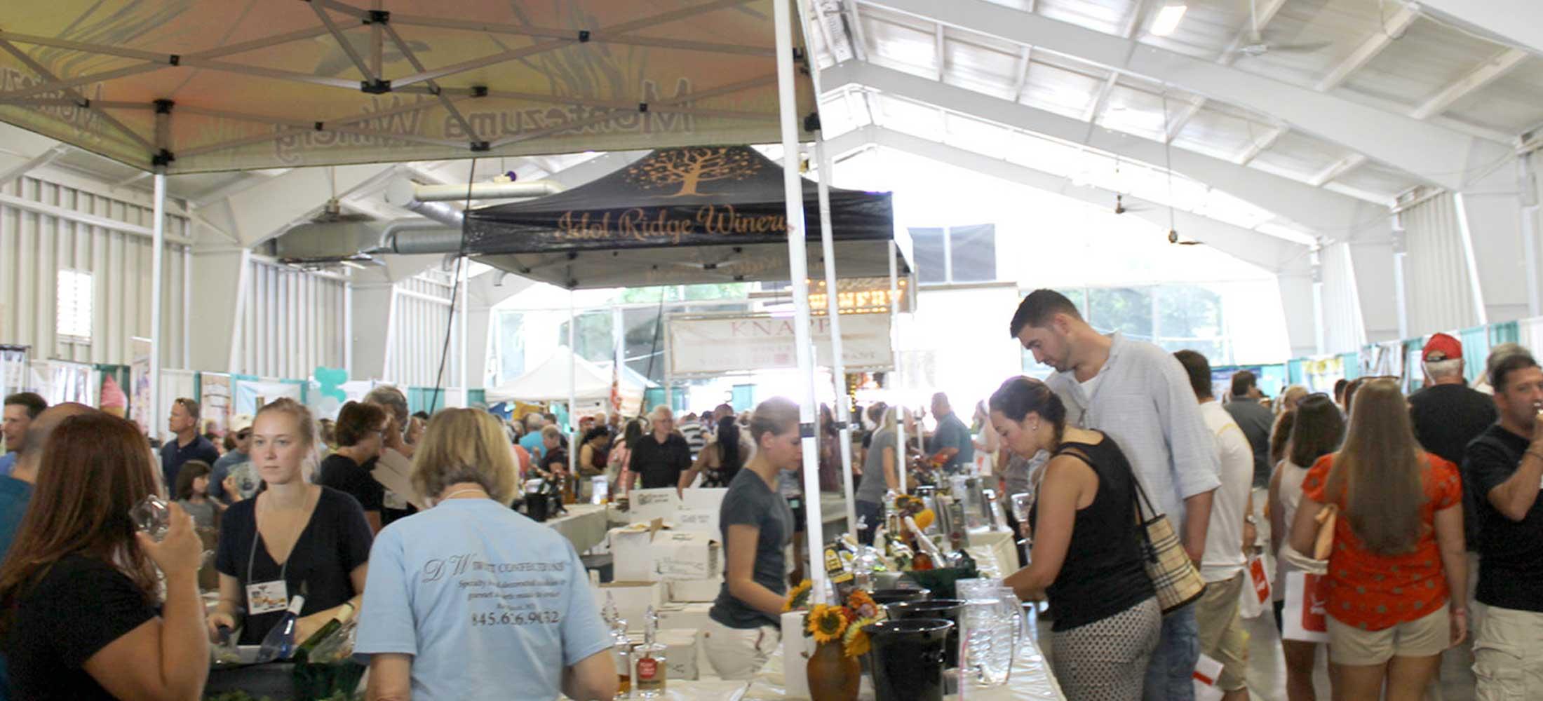 The Hudson Valley Wine Food Fest