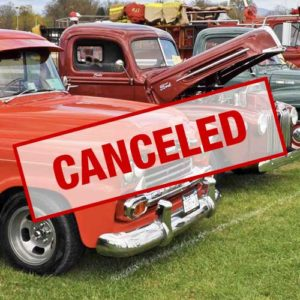 Rhinebeck Antique Car Show & Swap Meet Canceled