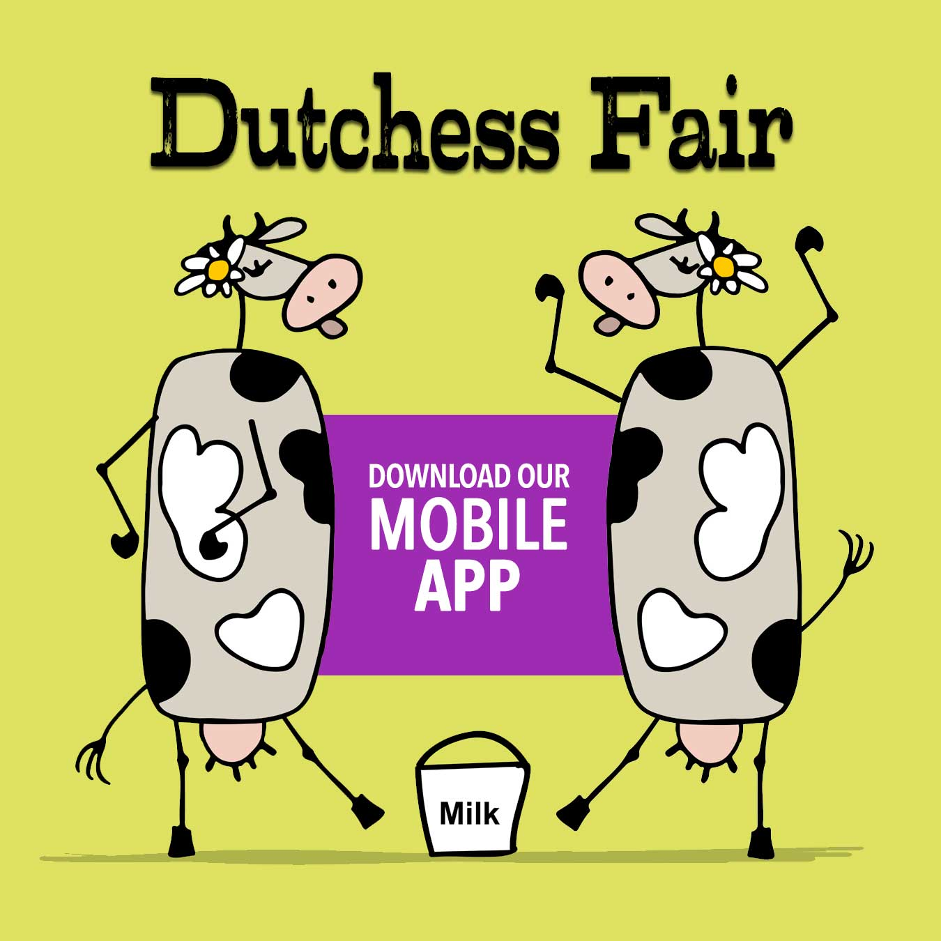 Dutchess Fair download our mobile app
