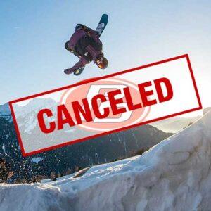 Potter Bros Ski, Snowboard & Clothing Sale CANCELED