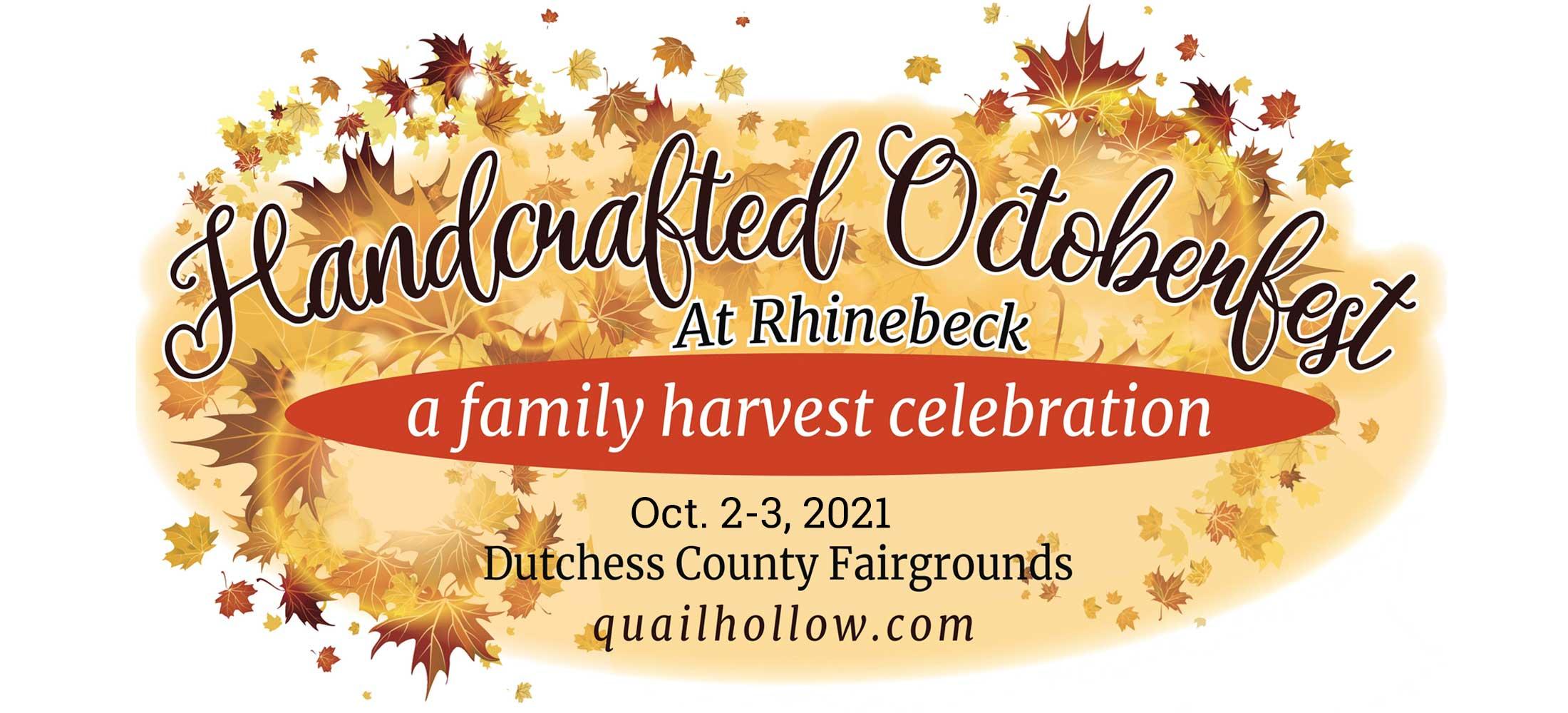 Handcrafted Octoberfest Rhinebeck