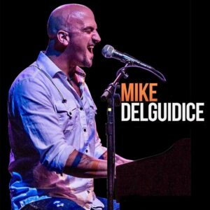 Wednesday Aug 25 Mike Del Guidice & the Hot Shots (Billy Joel music)