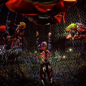The Urias Daredevils, Aerial and Acrobatic